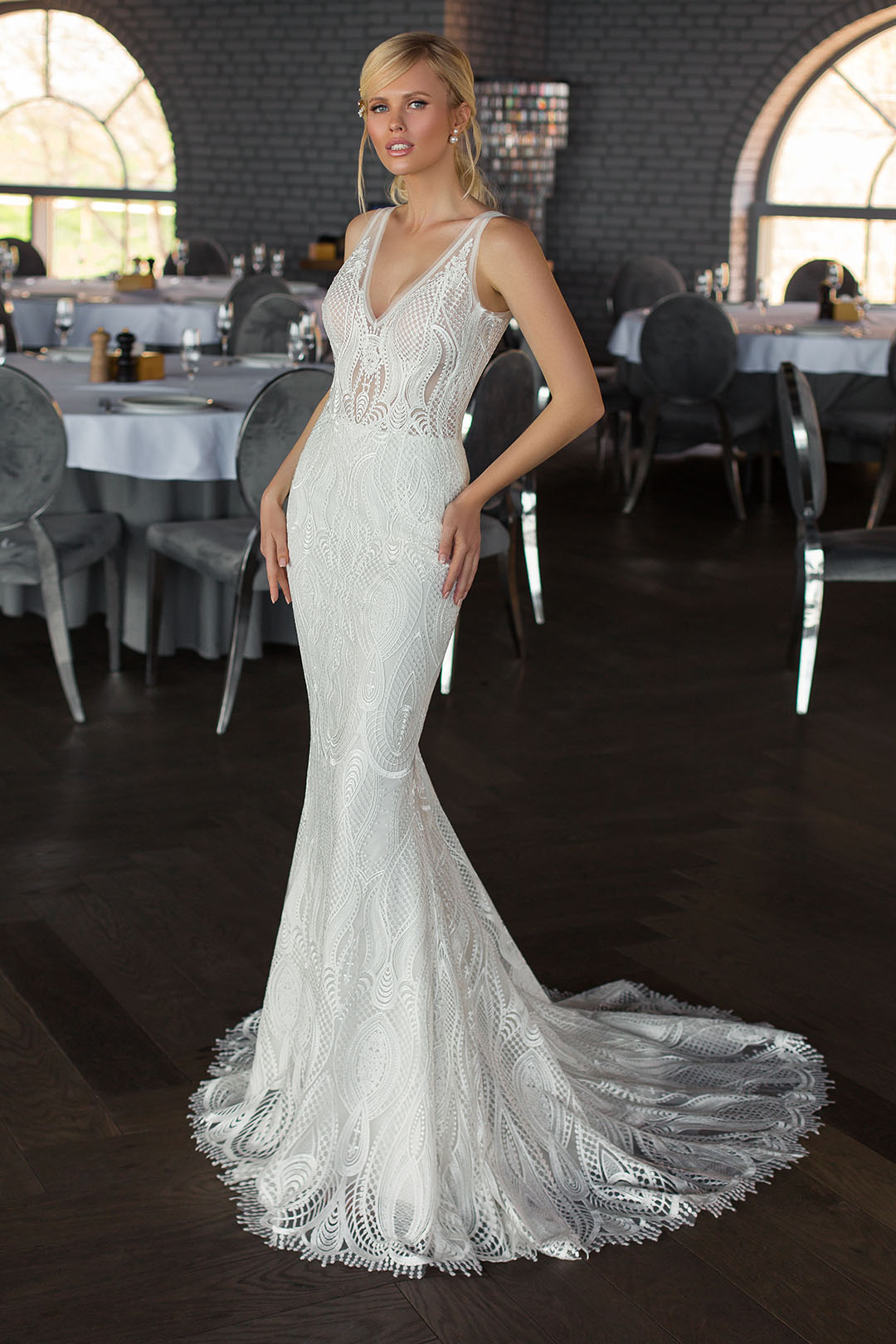 Buy wedding dress Altina from the producer   Anna Sposa Group