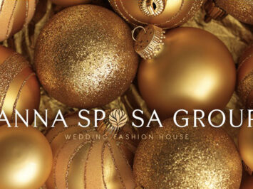 Anna Sposa Group wishes you a Merry Christmas and a Happy Christmas!