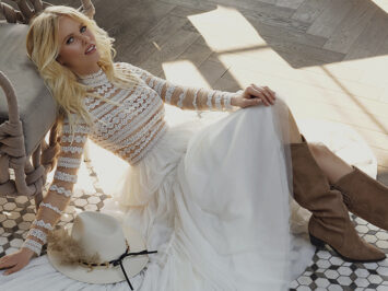 In May Anna Sposa Group will present the new Boho Bohemian Collection 2021