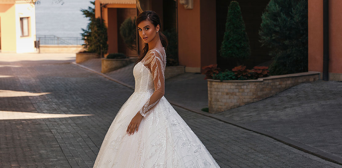 In November brand Anna Sposa presents new collection of wedding dresses Power of Passion 2021