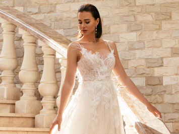 New collection of wedding dresses – Timeless Love 2021 by Allegresse